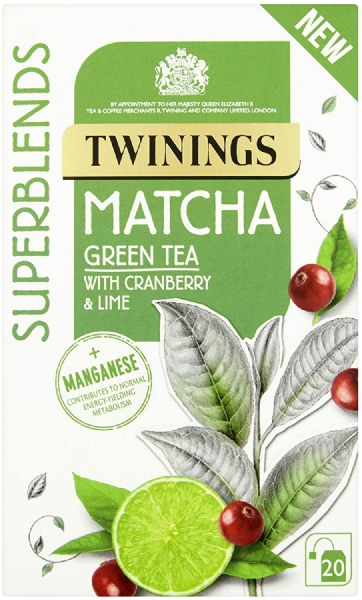 Twinings Superblends Matcha Green Tea (20)